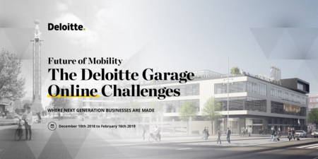 The Garage Online Challenges For The Future Of Mobility