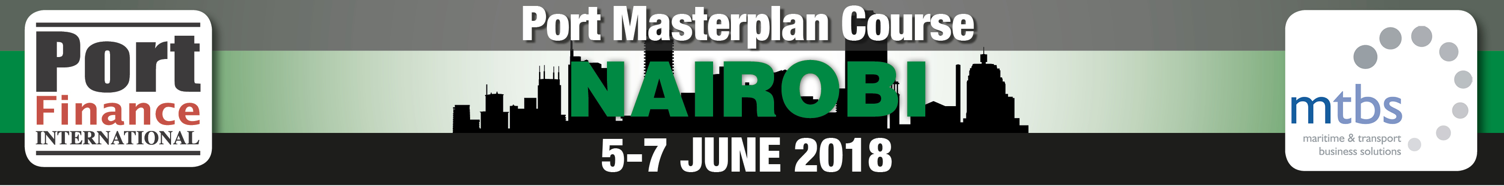Port Masterplan Course (Nairobi) 2018
